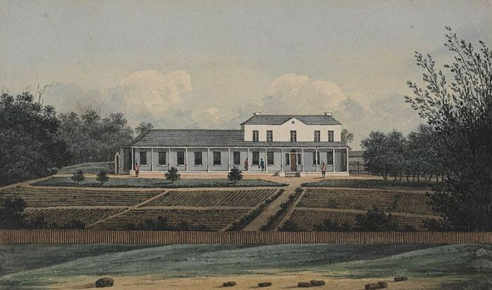 582tamjai- Government House Sydney 1809