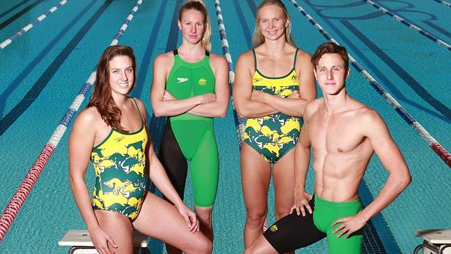 633-24 Aussie Swim