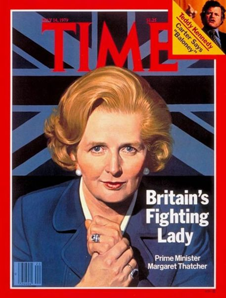 Margaret Thatcher อดีตนายกฯอังกฤษมีนามสกุลมาจากช่างมุงหลังคา
