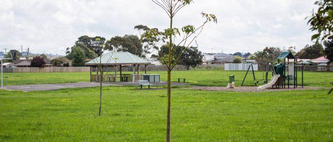 สวนสาธารณะ St Albans Park ที่เกิดเหตุ : ภาพจากเทศบาล City of Greater Geelong