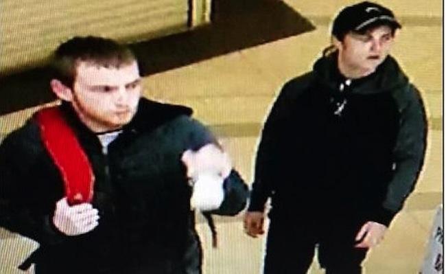 คนร้ายที่ถูกกล้อง CCTV บันทึกไว้ได้ : ภาพจากสำนักงานตำรวจรัฐเวสเทิร์นออสเตรเลีย