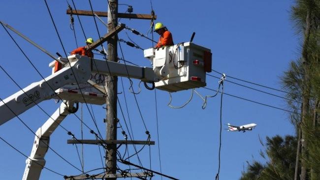การไฟฟ้า Ausgrid : ภาพจากนสพ. the Financial Review