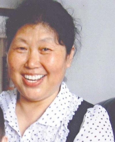 นาง Tie Pei Song มารดาของนาย Nuo Zhao ฆาตกรโหด