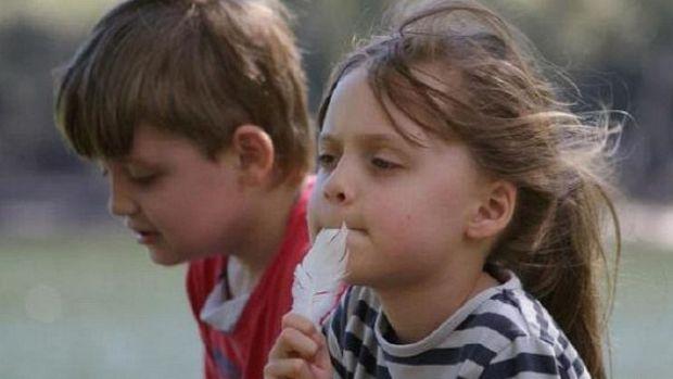 ด.ช. Martin และด.ญ. Elisa ผู้เสียชีวิต : ภาพจากนสพ. The Telegraph
