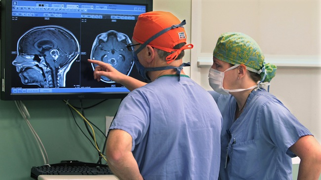แพทย์ผ่าตัดสมองเป็นอาชีพที่ทำรายได้สูงสุดสำหรับผู้ชายออสซี่ : ภาพจาก brainmadesimple.com