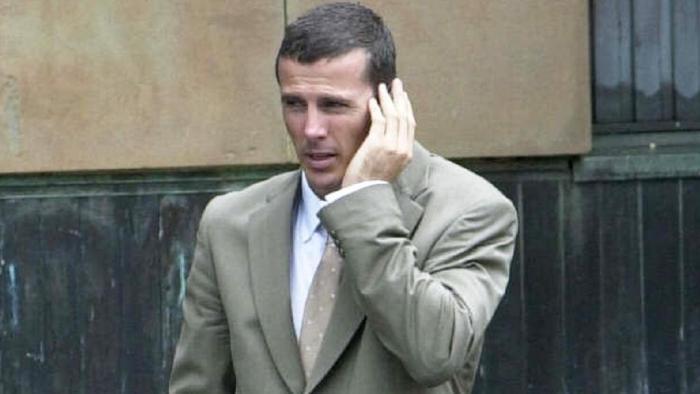 น.ช. Simon Monteiro เจ้าของฉายา Playboy Rapist : ภาพจากนสพ. The Telegraph