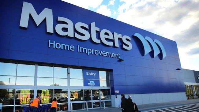 ห้าง Masters ตัดสินใจปิดตัวเองในขณะที่กำลังขยายกิจการ ทั้งที่ยังมีสาขาใหม่เกือบสิบแห่งทยอยก่อสร้างตามแผนขยายตลาด แต่เกิดปัญหายิ่งขยายยิ่งขาดทุน : ภาพจาก newsapi.com.au