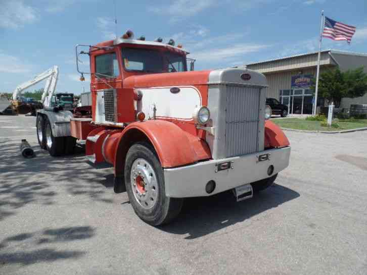 Peterbilt 350 1950 Heavy Duty Trucks