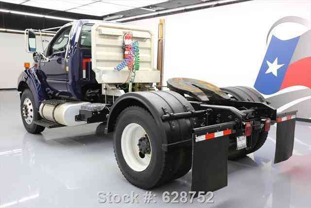 Ford Other Pickups F750 Reg Cab Diesel Semi Tractor Air