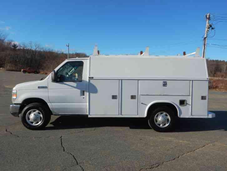 Truck 350 E Ford Box Gvw