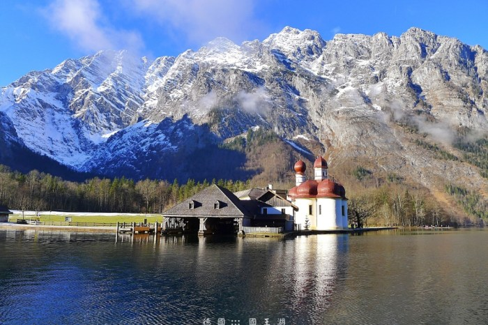 德國自助、巴伐利亞景點|國王湖.德奧邊境奇幻山中湖、阿爾卑斯山湖區號角響起,從薩爾斯堡到國王湖一日遊很OK!