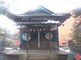 舂米(つくよね)神社(兵庫県豊...