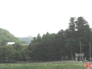 式内 静志神社