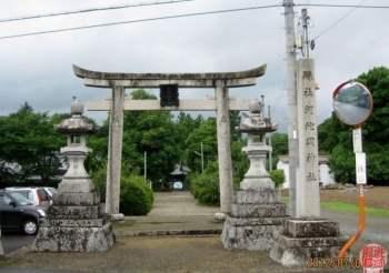 式内 阿陀岡神社