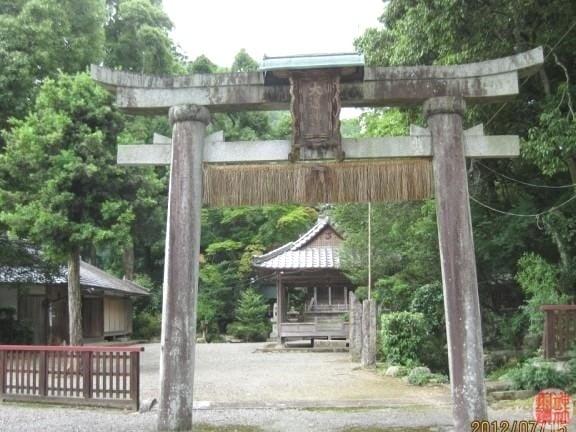 大送神社 |