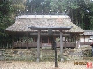 上鴨川住吉神社(式内 住吉神社)