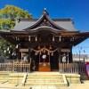溝口神社 / 神奈川県川崎市