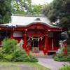 自由が丘熊野神社 / 東京都目黒区