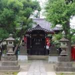 矢口氷川神社 / 東京都大田区