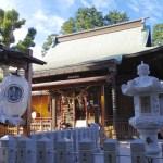 星川杉山神社 / 神奈川県横浜市