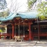 赤坂氷川神社 / 東京都港区