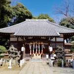 平塚神社 / 東京都北区