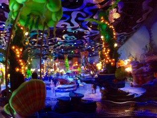 Inside the Mermaid Lagoon