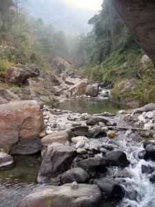 River near Kalimpong