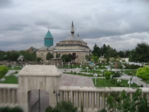 The Mevlana's Mausoleum