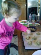 christmas cookies 2 dec 2013