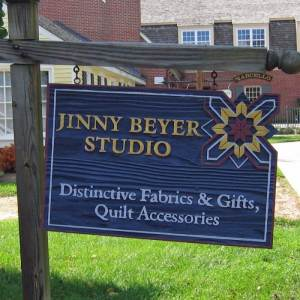 Jinny Beyer studio Great Falls VA