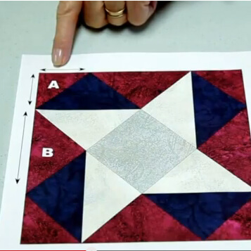 The Importance of Fabric Grain When Cutting Patches