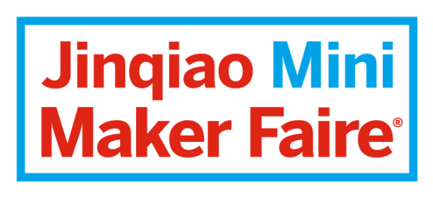 Jinqiao Mini Maker Faire logo