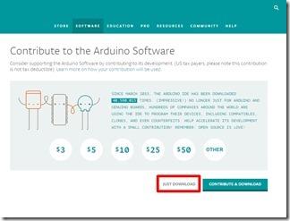 Arduino - Donate