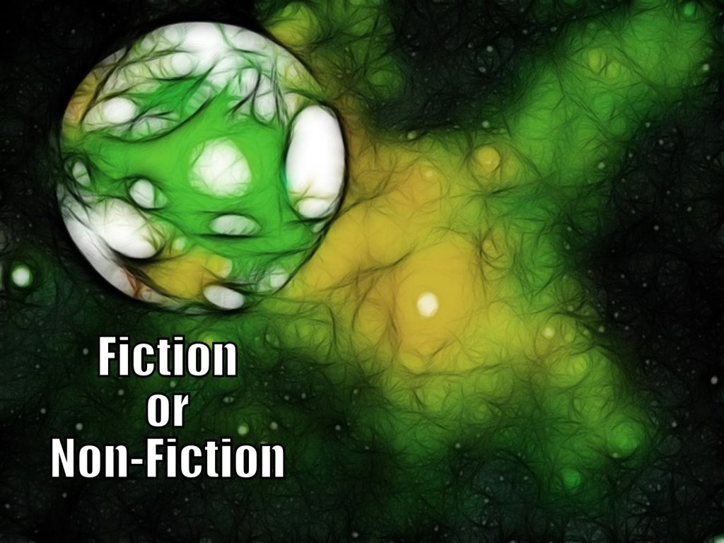 Fiction or Non-Fiction eBook