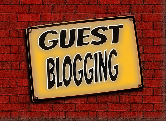 Offering To Write A Guest Blog
