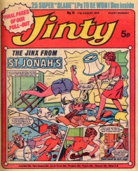 Jinty cover 17 August 1974