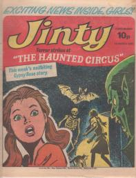 Jinty cover 10 March 1980.