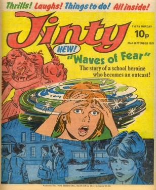 Jinty 22 September 1979