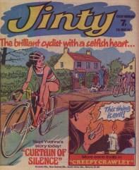 Jinty 7 May 1977