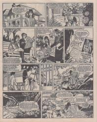 """For Peter's Sake!"", Jinty 1976."