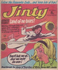 Jinty cover 5 November 1977.