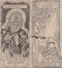 """Granny Hayden in """"Sue's Daily Dozen""""."""