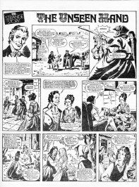 The Unseen Hand. Strange Story, Tammy 27 November 1976.