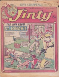 Jinty cover 29 March 1975