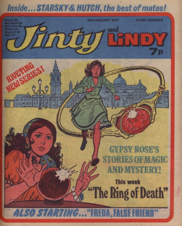 Cover Jinty 29 January 1977