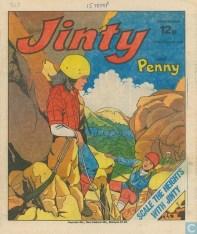 Jinty cover 1 November 1980