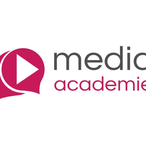 Nieuw logo huisstijl Media Academie