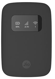 JioFi 3 Router Price
