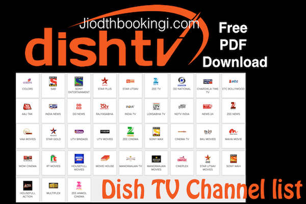 Cable Tv Channel Price List Pdf Download | Unixpaint